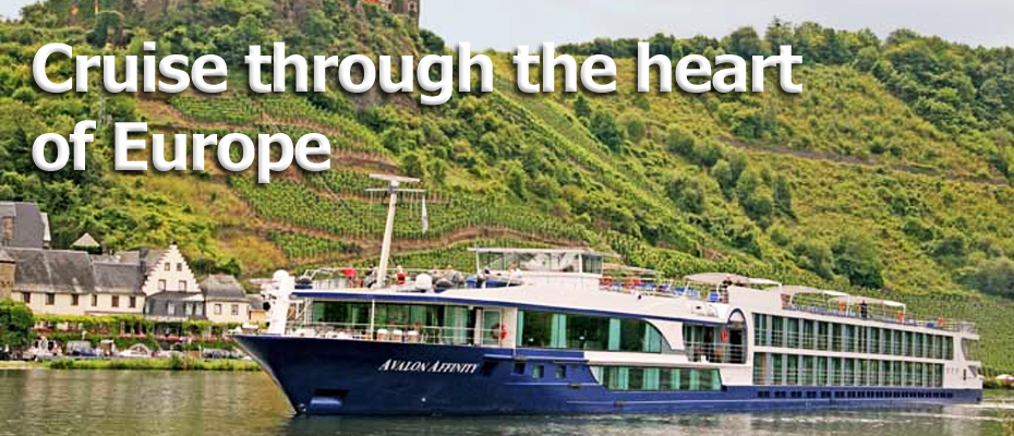 Cruise through the heart of Europe on a River Cruise