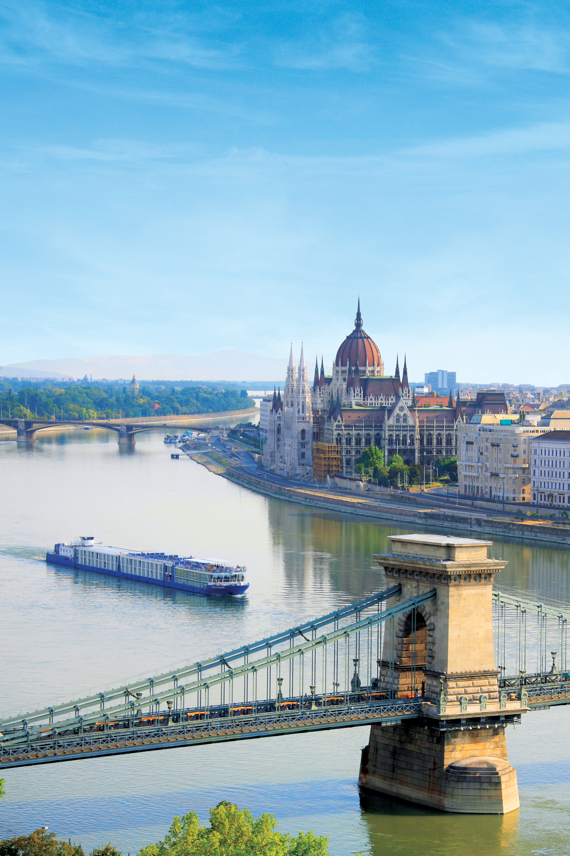 River Cruises Affected By Water Levels Culturally Creative Travel