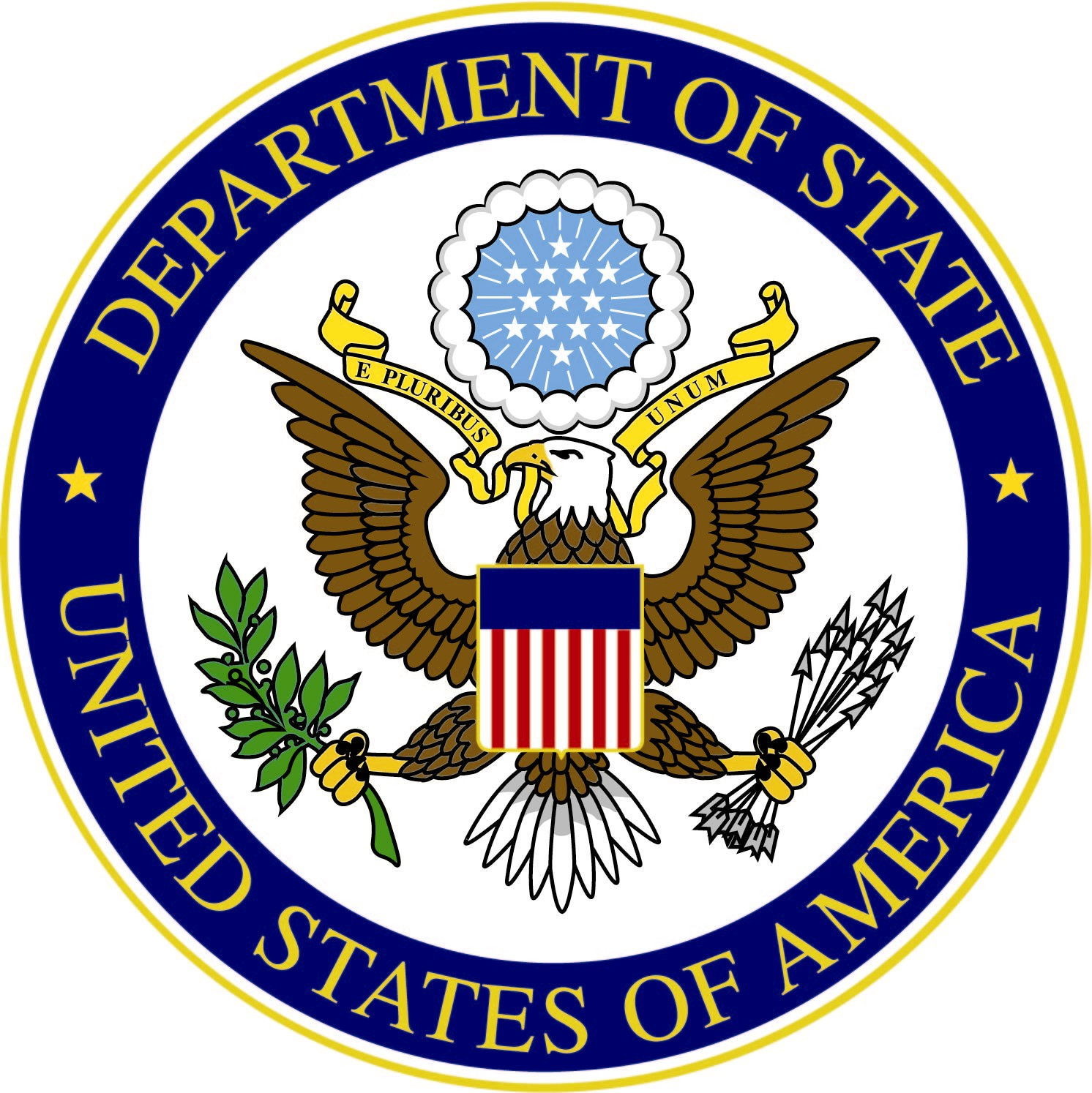 US State Department seal