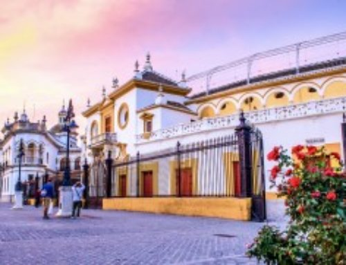 The Passion and Heat of Spain, Andalucia